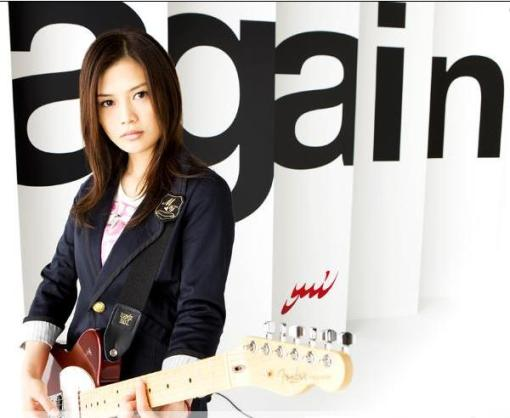 Yui_singleAgain