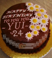 Happy Birthday YUI !!!! (3/3)